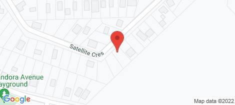 Location map for 32. SATELLITE CRESCENT Venus Bay