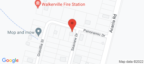 Location map for 7 PANORAMIC DRIVE Walkerville