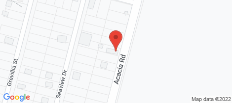 Location map for 105 ACACIA ROAD Walkerville