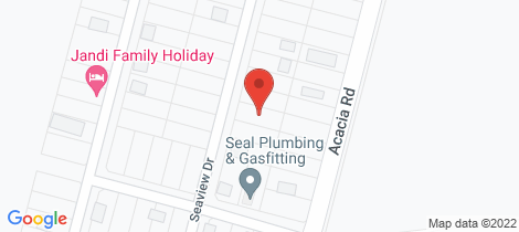Location map for 46 SEAVIEW DRIVE Walkerville