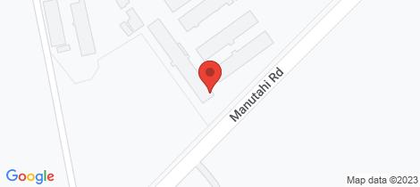 Location map for 687 Manutahi Road Lepperton