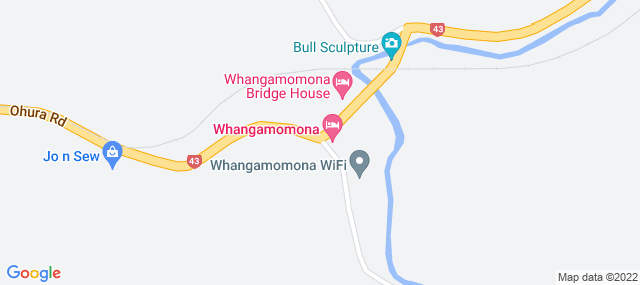 Whangamomona Republic - Event