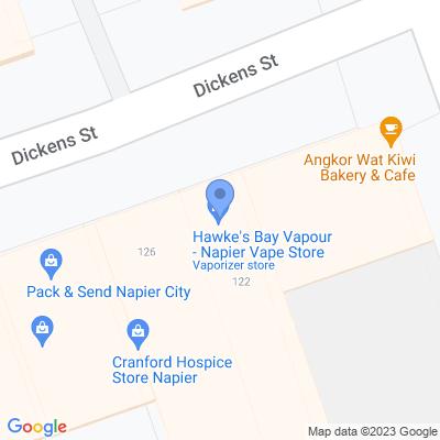 Napier Retail Store 120 Dickens Street , Napier South, Napier 4110, NZ