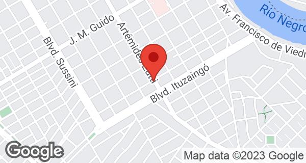 Av. Zatti 719 esq. San Luis , Viedma, RN