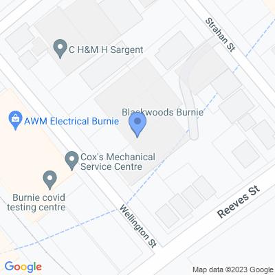 Blackwoods Burnie - 21-23 Wellington Street , BURNIE, TAS 7320, AU