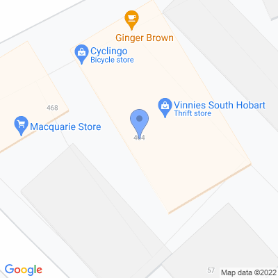 Cyclingo 466 Macquarie St , SOUTH HOBART, TAS 7004, AU