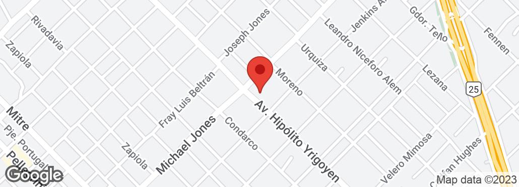 Av. Hipólito Yrigoyen 1430 , Trelew, Chubut, CH
