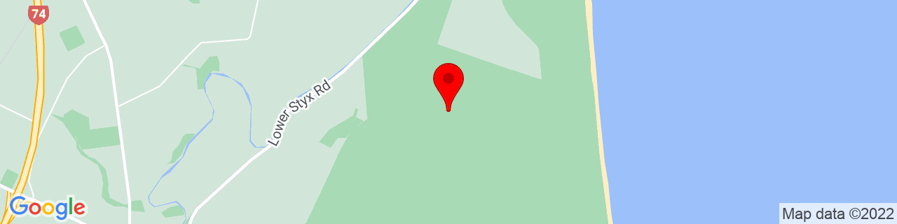 Google Map of -43.44681111111111, 172.69718055555555