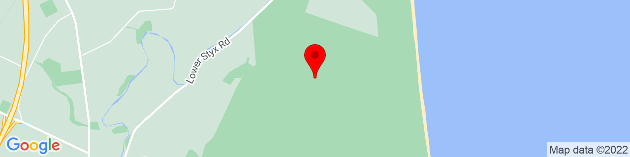 Google Map of -43.449149999999996, 172.69756666666666
