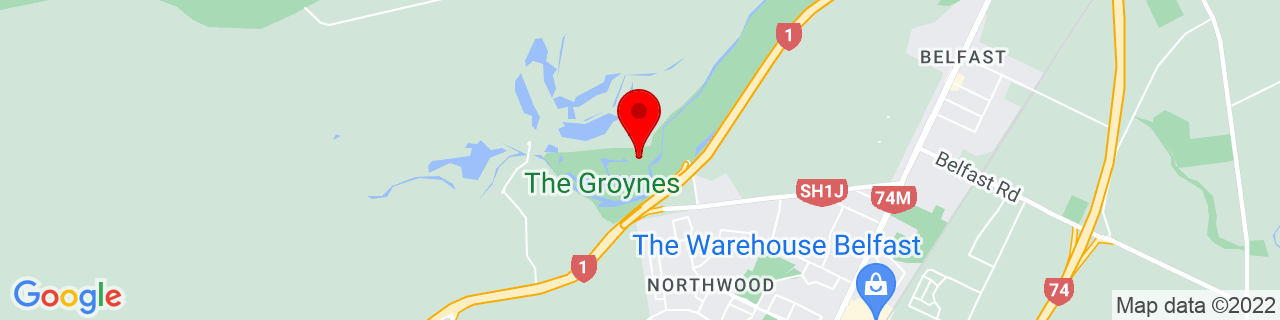 Google Map of -43.44963333333333, 172.6059861111111