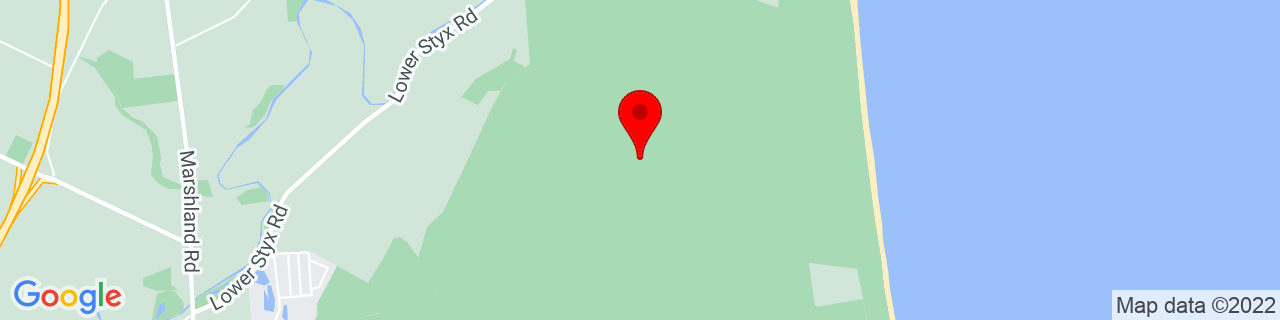 Google Map of -43.45341666666667, 172.69666666666666