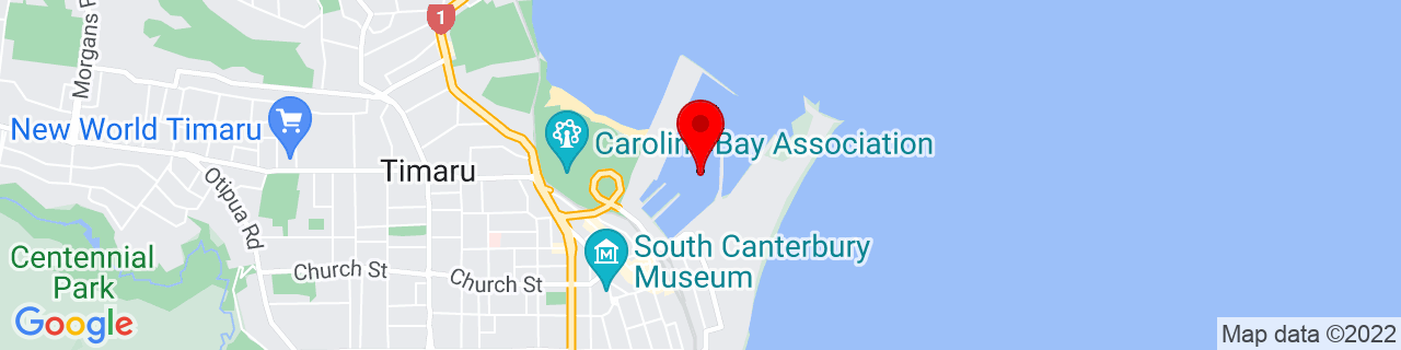 Google Map of -44.390677777777775, 171.25865833333333