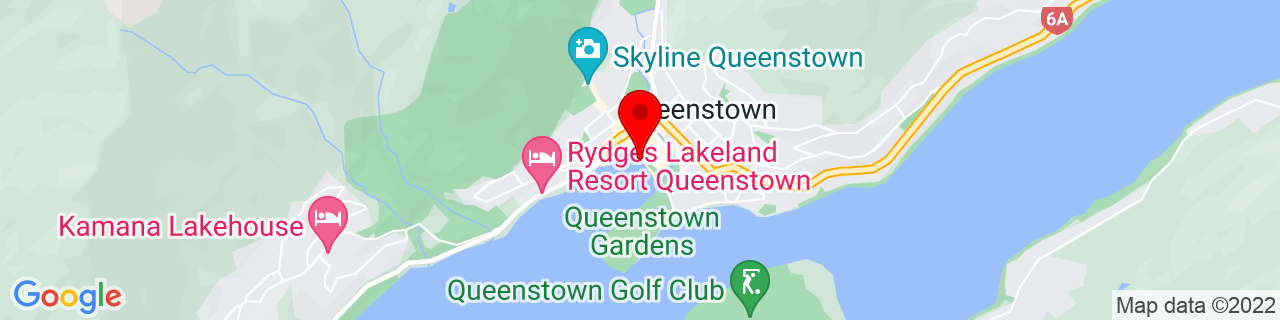 Google Map of -45.03325833333333, 168.66054166666666