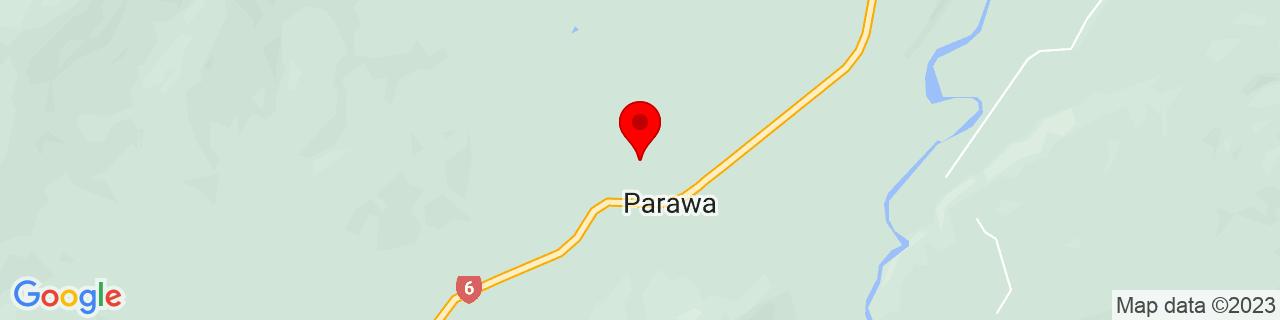 Google Map of -45.541644444444444, 168.52943611111112