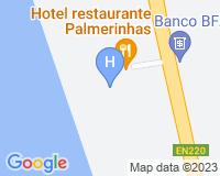 Futila Beach - Mapa da área
