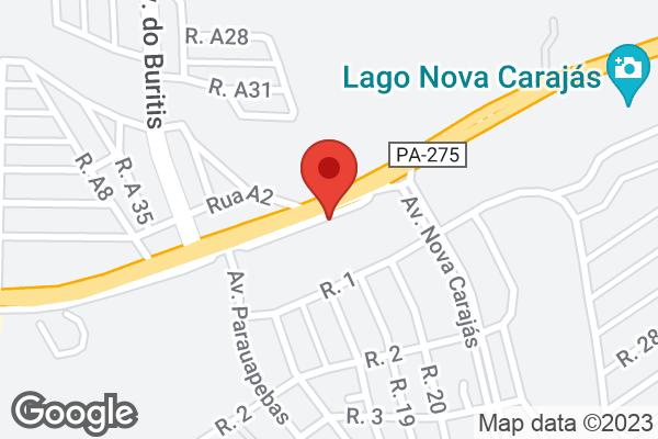Lote 37 QD 101, Rodovia PA 275 Bairro Nova Carajás I, Parauapebas, PA