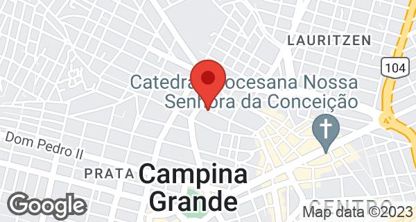 Rua João Suassuna, 355 Bairro Centro, Campina Grande, PB