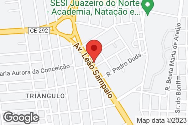 Avenida Leão Sampaio (Ce-835), 49 Triângulo, Juazeiro do Norte, CE