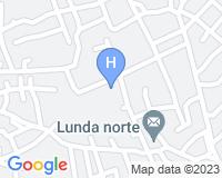 Hotel Diamante Dundo - Mapa da área