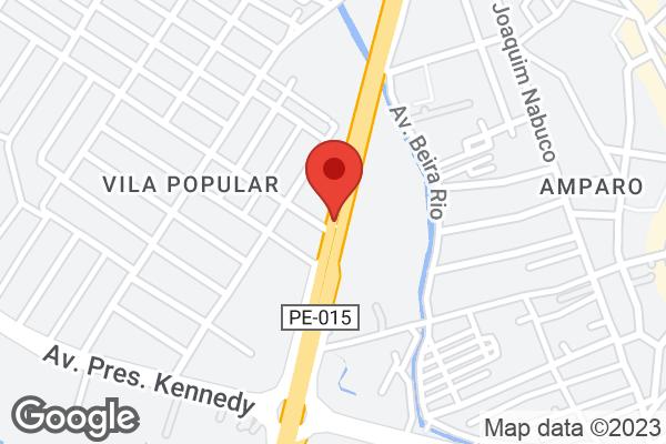 Av. Pan Nordestina, 1800 Vila Popular, Olinda, PE