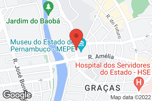 Av. Rui Barbosa, 963 Bairro Aflitos, Recife, PE