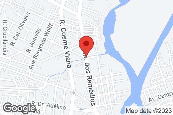 Rua Cosme Viana, 400 Bairro Afogados, Recife, PE