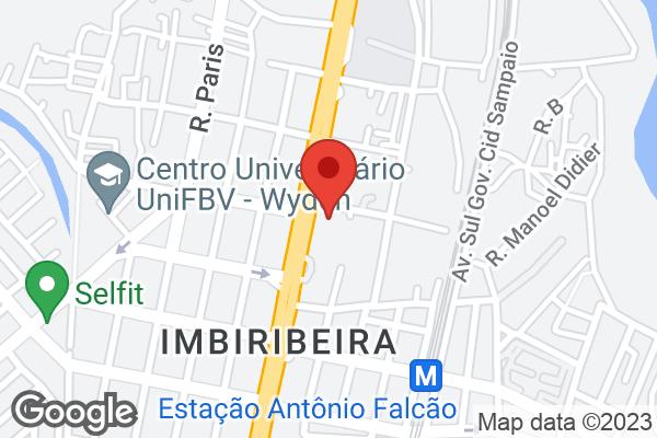 Av.Mal. Mascarenhas De Moraes 2727 Bairro Imbiribeira, Recife, PE