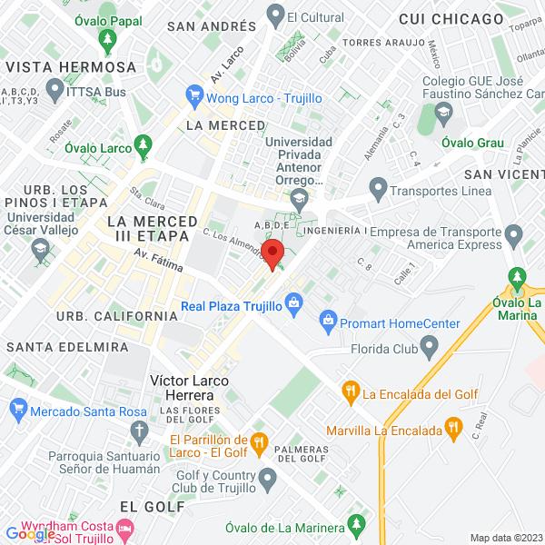 Mz. D Lote 18 - Urb. San Eloy, Trujillo