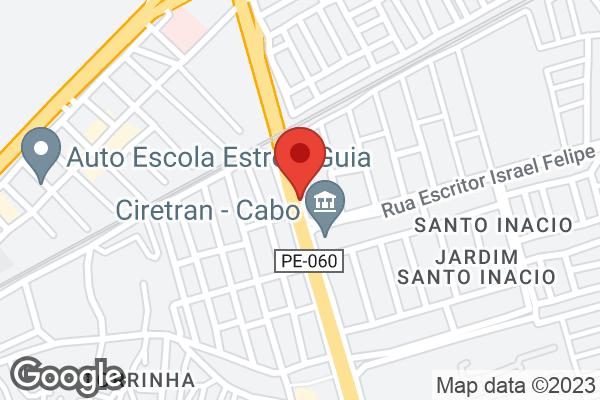 Rodovia PE 60, 3375 Garapu, Cabo de Santo Agostinho, PE