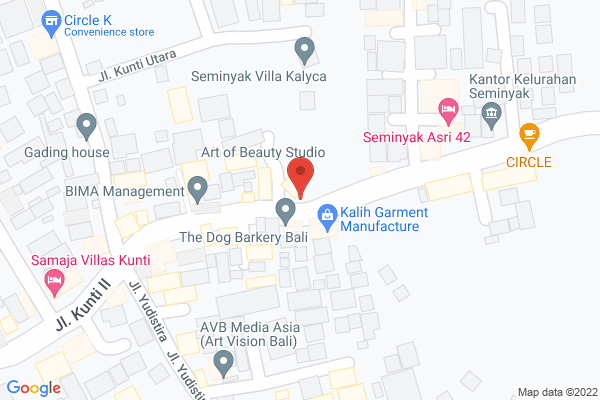 Central location in Seminyak