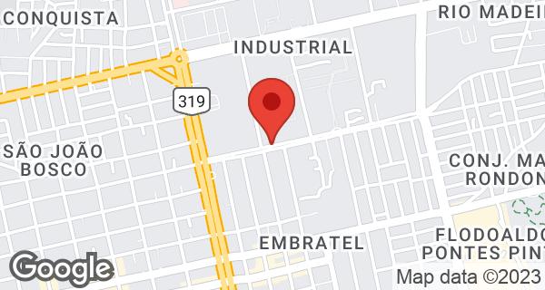 Av. Tiradentes, 3183 , Porto Velho, RO