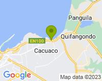 Cacuaco - Area map