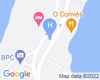 Hotel Praia Mar - Area map
