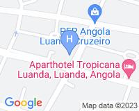 Aparthotel Tropicana - Mapa da área