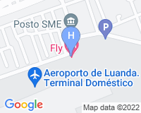 Fly Hotel - Area map
