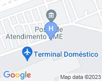 Fly Hotel - Mapa da área