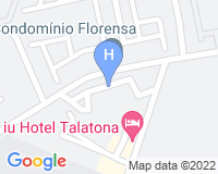 IKA Hotel Luanda - Area map