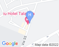 Iu Hotel Luanda Talatona - Mapa da área