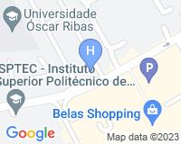 Hotel Florença - Area map