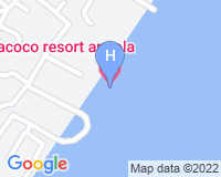 Macoco Resort - Area map