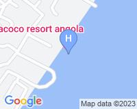 Macoco Resort - Mapa da área