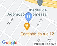 Hotel Ngazeca - Mapa da área