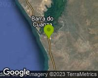Parque da Quiçama - Area map