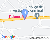 Hotel Palanca Negra - Area map