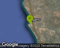 Sangano - Mapa da área
