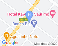 Hotel Bikuku - Area map