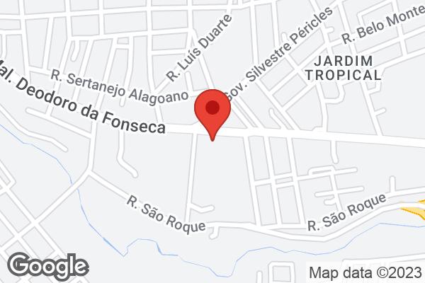 Av. Gov. Antônio Simeão Lamenha Filho, 770 Jardim Tropical, Arapiraca, AL