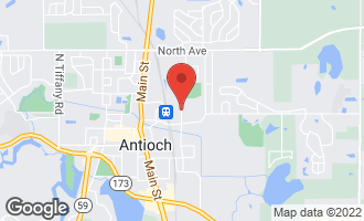 Map of 0 Anita Avenue ANTIOCH, IL 60002