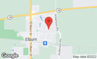 Map of 0 Willow Street ELBURN, IL 60119