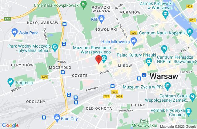 Wyświetl CUD PH s.c. Paweł Wiśniewski Michał Mucha na mapie